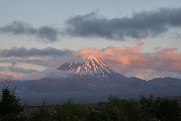 New Zealand - Mount Doom