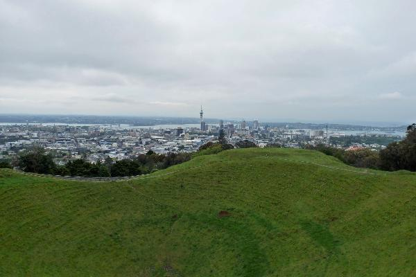 New Zealand - Mount Eden