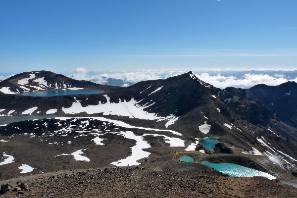 New Zealand - Tongariro