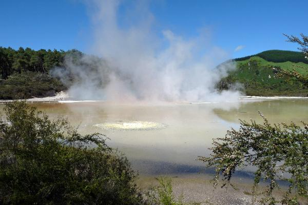 New Zealand - Waiotapu Thermal Wonderland